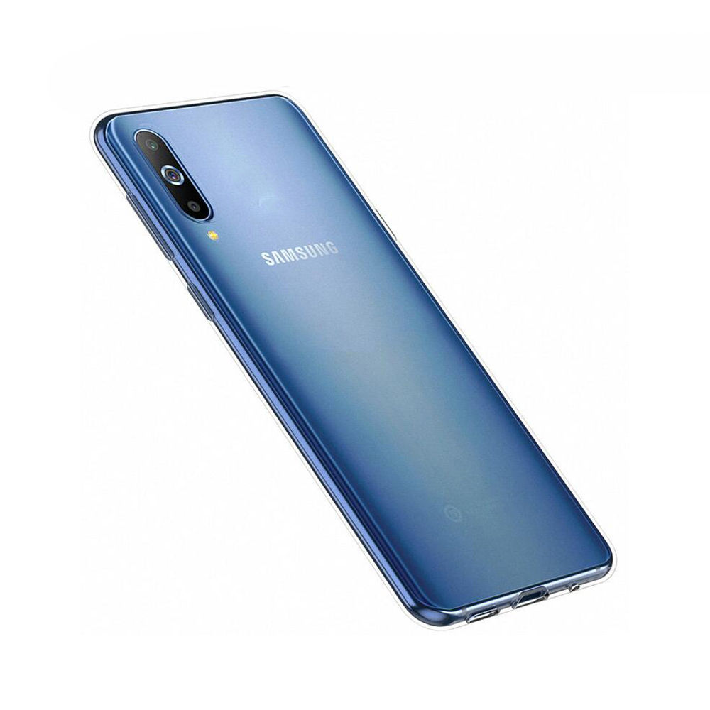 samsung a70 hoesje transparant